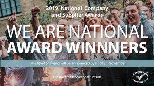 2019 National Company and Supplier Awards